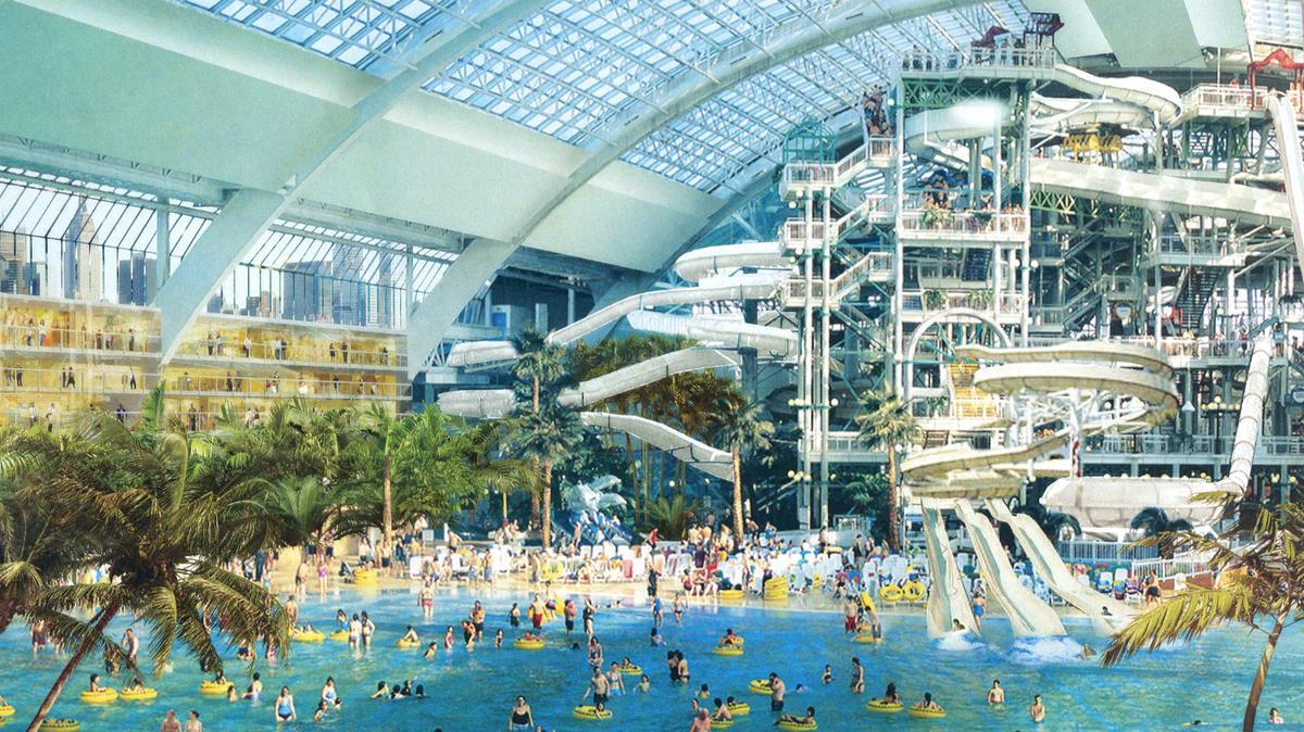 Maior Shopping Dos Eua Ser 225 Constru 237 Do Em Miami E Deve