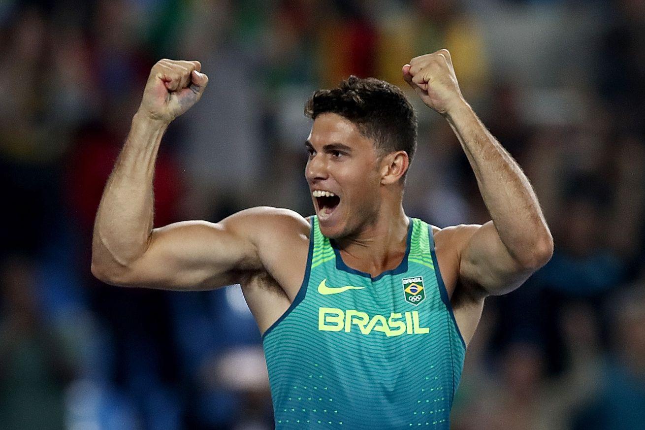Ouro! Saltador Thiago Braz conquista segunda medalha dourada do Brasil Redação SRZD