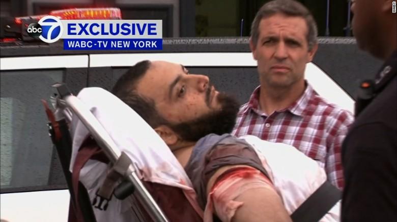 Autoridades investigam razões para ataque a bomba em Nova Iorque
