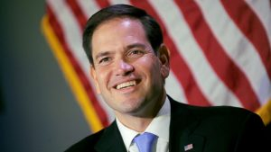 Marco Rubio foi reeleito ao senado com 52% do votos