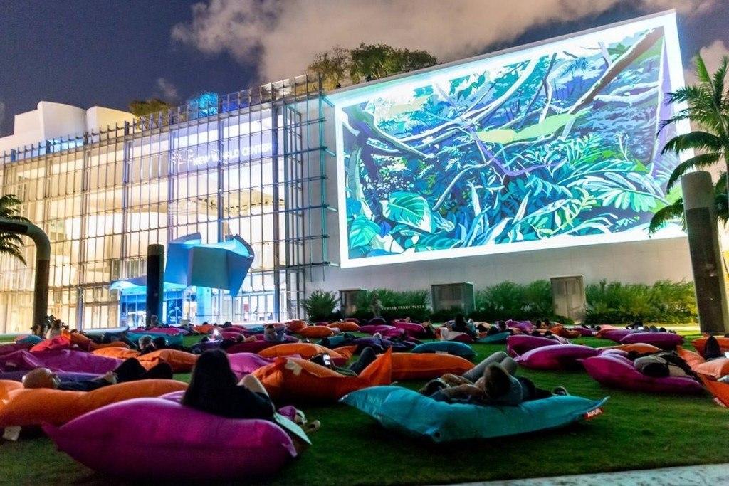 Art Basel acontece em Miami Beach há 15 anos