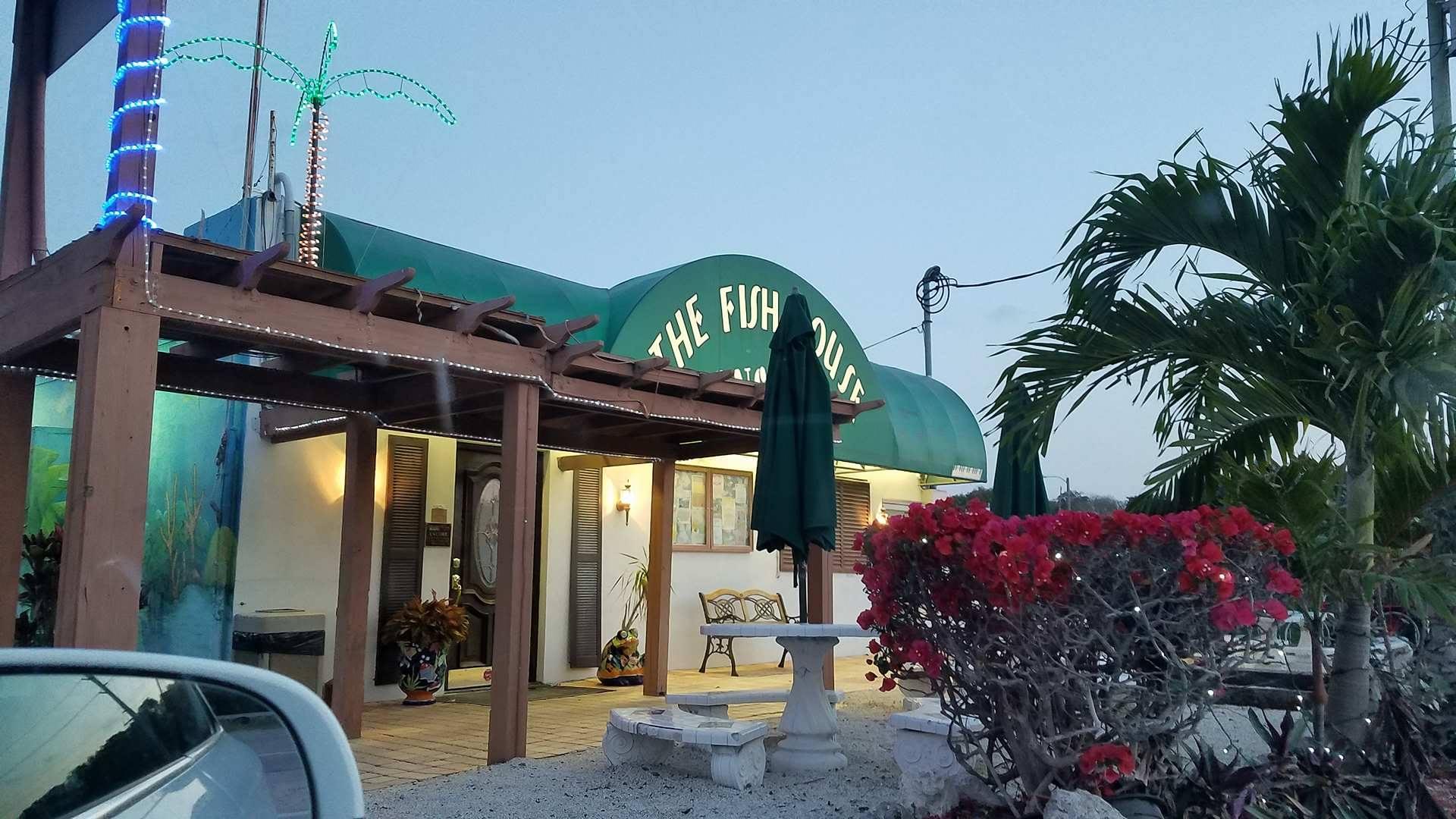Restaurante para so dos frutos do mar fica em key largo for The fish house key largo fl