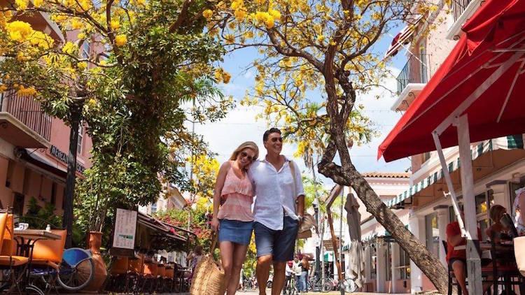 Rua mais charmosa de Miami Beach, Española Way vai ser