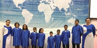 Na Igreja Internacional da Graça de Deus, no domingo (27) haverá a cantata das crianças, às 10am e às 7pm