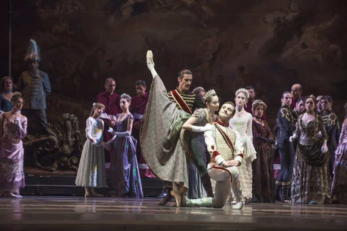 Maravilhoso balé Mayerling