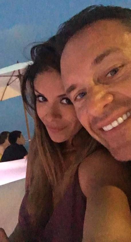 Alex Kapetan e sua noiva estavam em Nice na hora do atentado