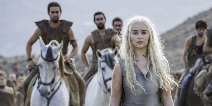 Cena da serie 'Game of Thrones'