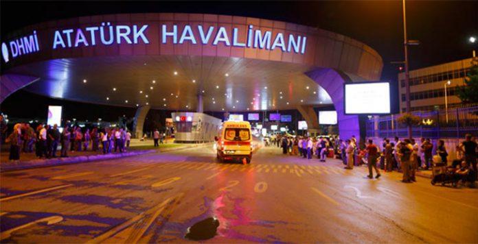 O ataque ao aeroporto de Ataturk, em Istambul, foi o mais mortal em uma série de atentados que abalaram o país