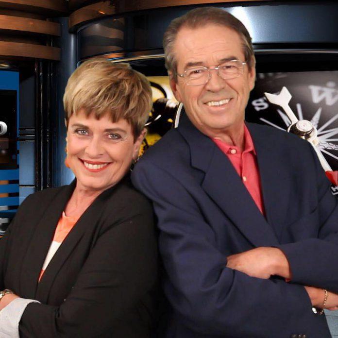 Eliakim Araújo com a esposa Leila Cordeiro