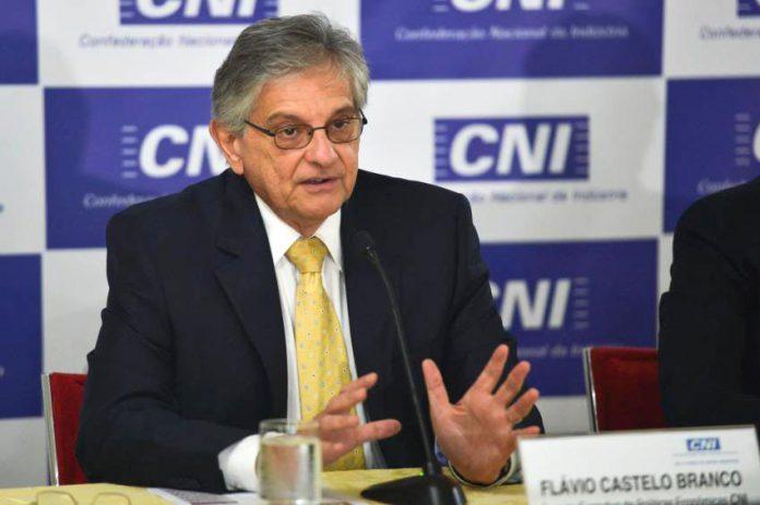 Gerente Executivo da CNI Flavio Castelo Branco