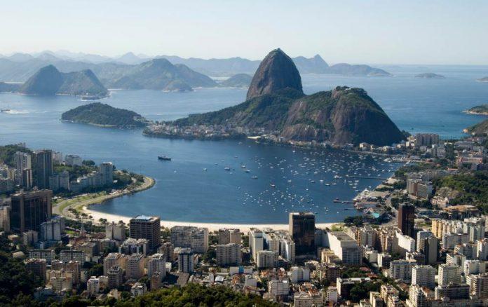 Vista panorâmica da cidade do Rio de Janeiro (Foto: Getty Images/Celso Pupo)