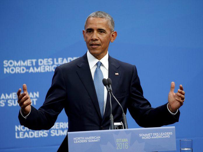 O líder democrata, que não esconde antipatia pela retórica do magnata de New York
