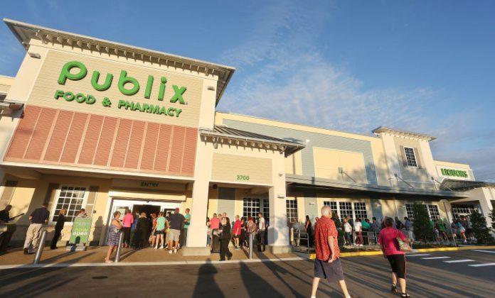 Publix vai estar fechado no final de semana devido ao furacão Irma
