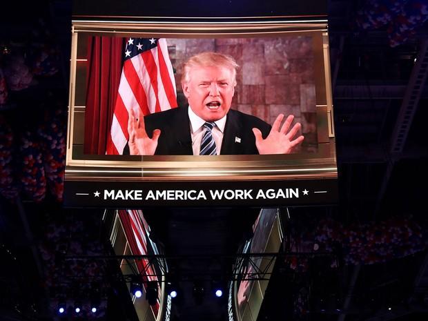 Trump é confirmado como candidato Republicano