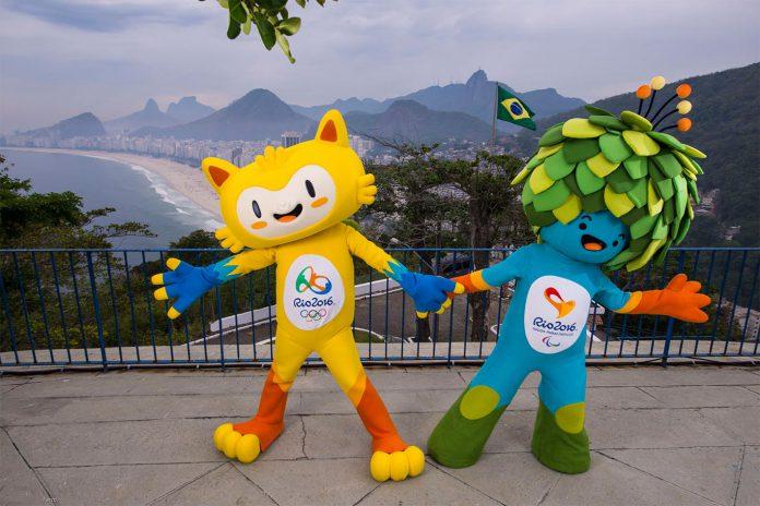 Mascotes dos Jogos Olímpicos do Rio 2016