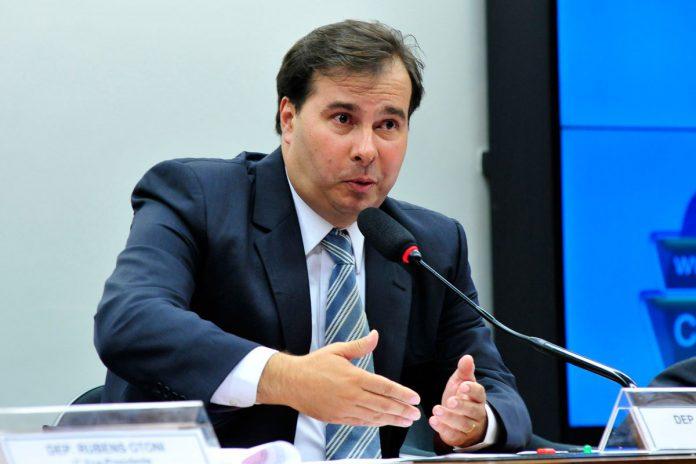 Deputado federal Rodrigo Maia (DEM-RJ)
