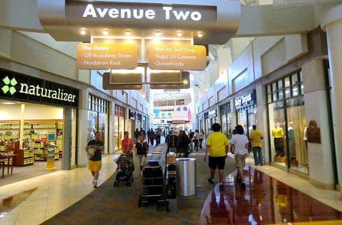 Programa preferido dos brasileiros é ir às compras na Flórida