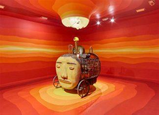 Obra dos brasileiros Gustavo e Otavio Pandolfo em exibição na galeria nova-iorquina Lehmann Maupin