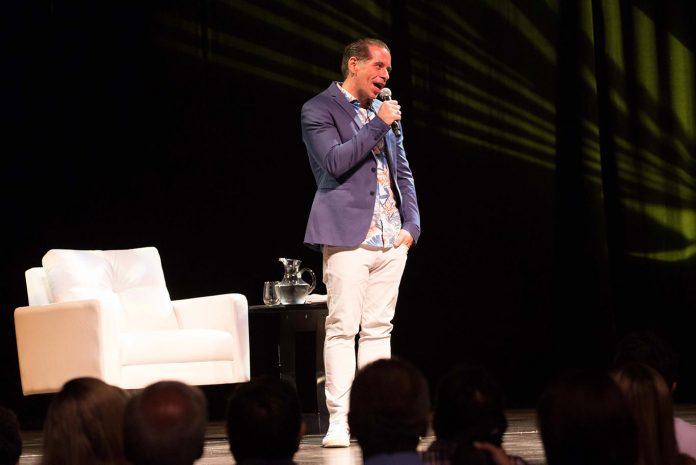 Leandro Hassum em Miami