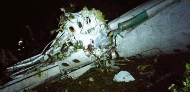Acidente de avião matou 71 pessoas