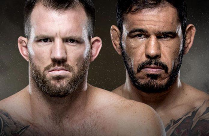 Ryan Bader e Rogério Minotouro é a luta principal
