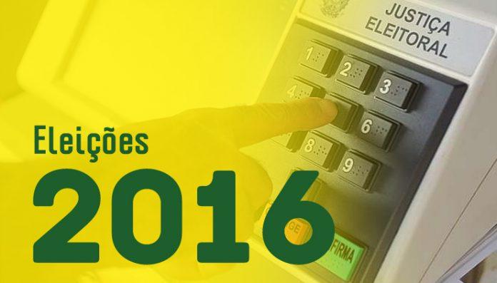 Eleições 2016 - Segundo turno