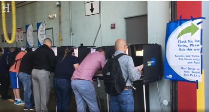 Eleições no sul da Flórida ocorrem dentro da normalidade