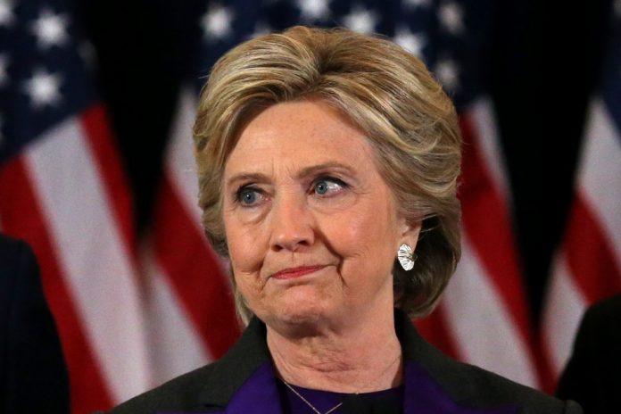 Hillary Clinton não vai disputar as eleições em 2020