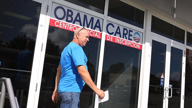 Trump afirma que vai apresentar um plano melhor que o Obamacare