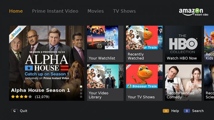 Amazon TV chega ao Brasil