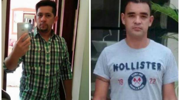 Arlindo de Jesus Santos e Renato Soares de Araújo estão entre os brasileiros que desapareceram no mar do Caribe