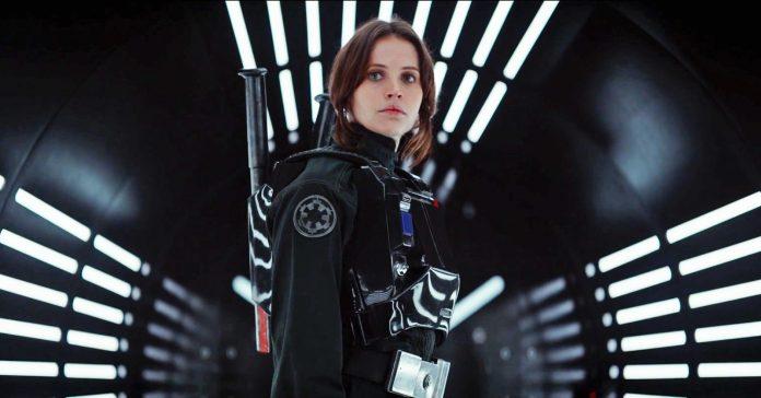 Felicity Jones em Rogue One