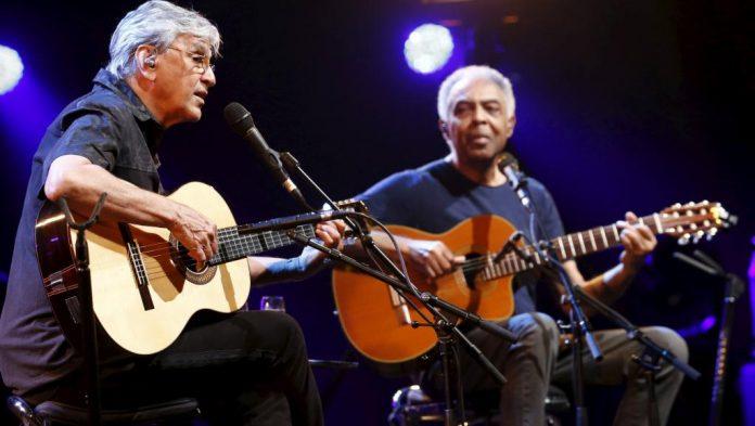 """Gil e Caetano concorrem com o disco """"Dois Amigos, um Século de Música"""""""