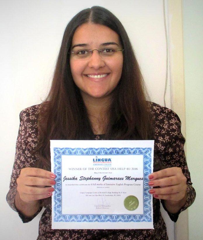 Estudante de Design de Ambientes, Jéssika Stephanny Guimarães Marques
