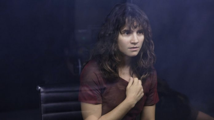 A protagonista brasileira Bianca Comparato