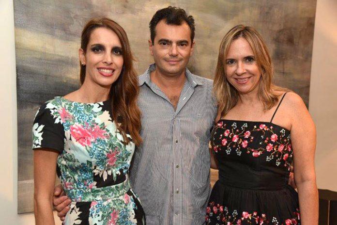 Roberta Queiroz, André Poli e Soninha Vilela