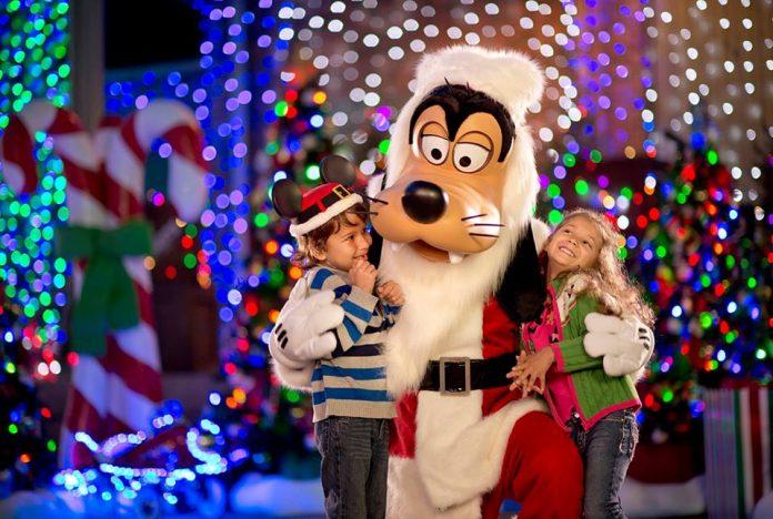 Programação de Final de Ano na Disney