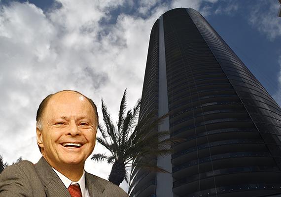Bispo Macedo compra apartamento de $9,6 milhões na Porsche Tower, em Sunny Isles