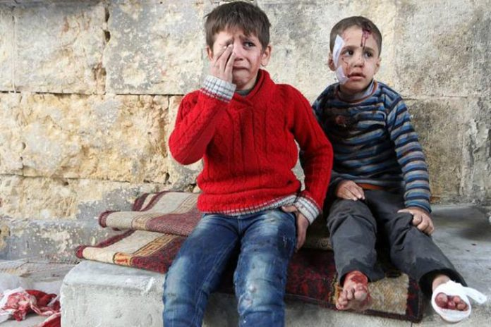 Situação em Alepo é dramática (Foto: Reuters)