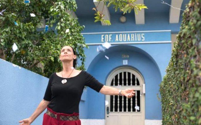 Sonia Braga em Aquarius