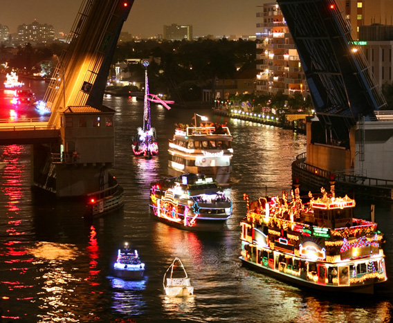 Winterfest Boat Parade será neste sábado 10