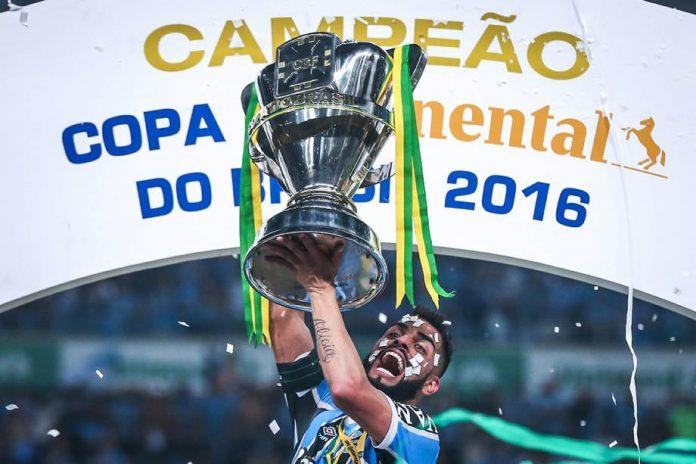 Grêmio volta a soltar o grito de campeão nacional