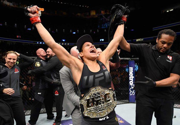 Amanda Nunes vence Ronda Rousey e se consagra no UFC