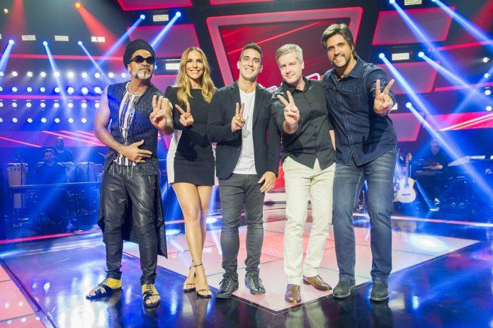 Carlinhos Brow, Ivete Sangalo, Andre Marque, Victor & Léo