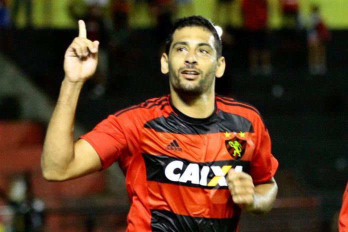 Diego Souza: o veterano jogador do Sport retorna à Seleção Brasileira