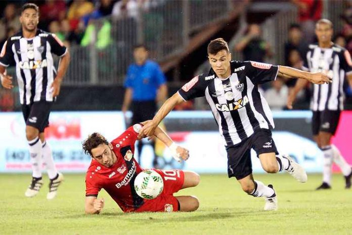 Galo perdeu na Florida Cup por 1 a 0