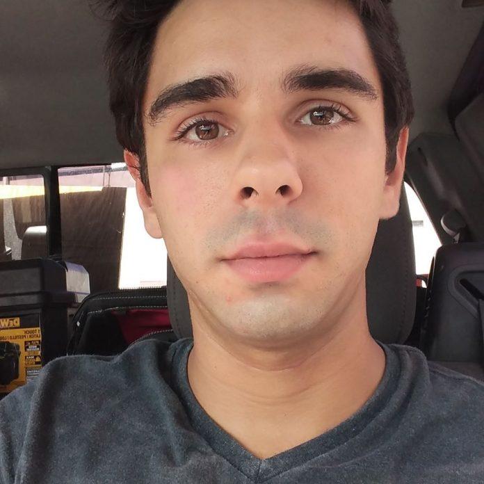 Guilherme Garcia foi encontrado morto nesta quinta-feira 12