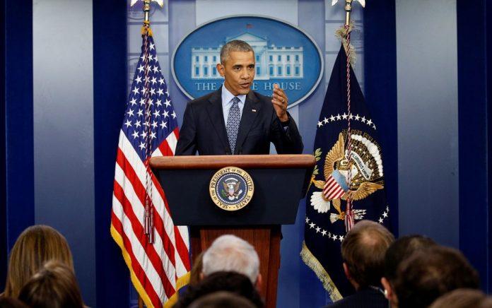 Obama em sua última entrevista como presidente