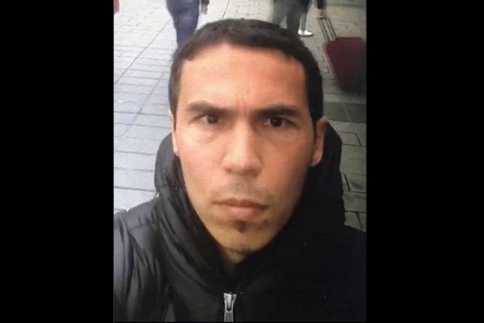 Polícia turca divulgou a foto do principal suspeito de ter atacado a boate Reina