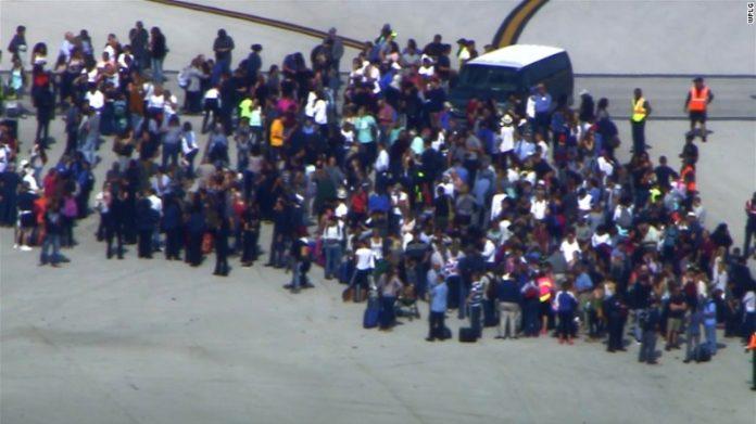 Atirador abriu fogo no Aeroporto de Fort Lauderdale